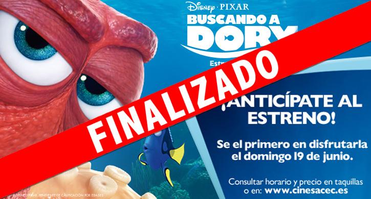 No te pierdas en Pre-estreno de Buscando a Dory