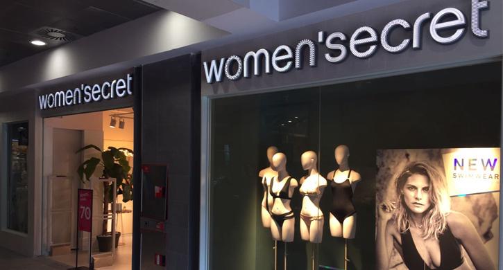 Women'secret-ek denda berria ireki du Niessen Merkataritza Gunean