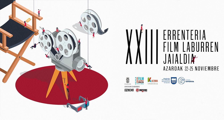 XXIII edición Festival de Cortos de Errenteria