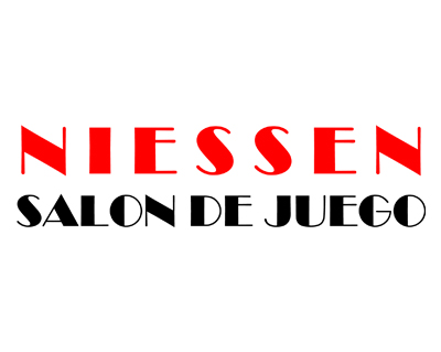 Niessen Salon de Juego