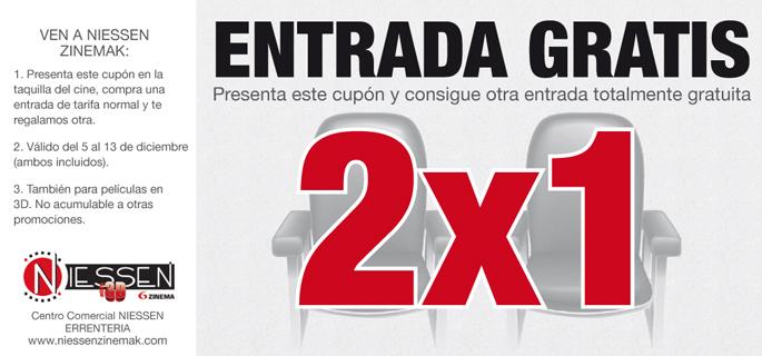 Cupon 2x1_diciembre 2012